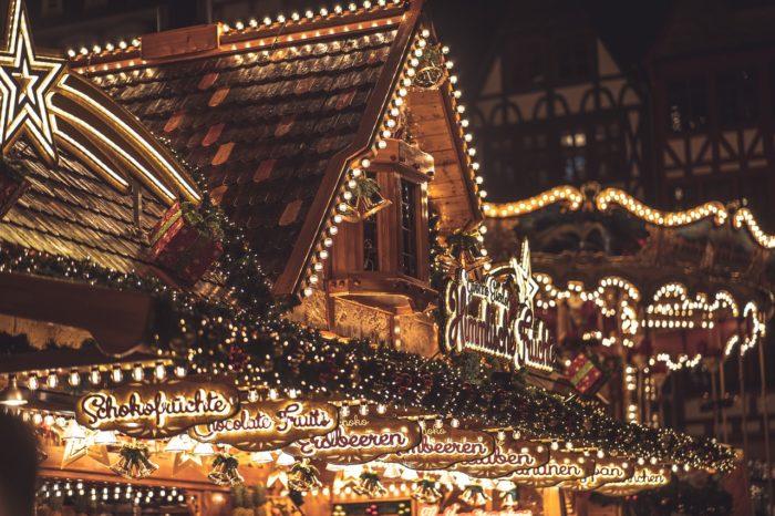 Treno e i mercatini di Natale – 19 Dicembre